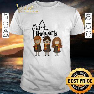 Premium Hogwarts Harry Potter Hermione Granger And Ron Weasley shirt