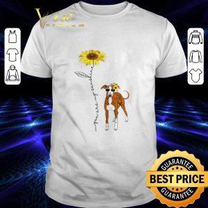 Premium Italian Greyhound You Are My Sunshine Sunflower shirt
