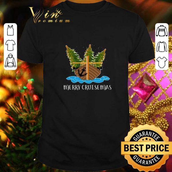 Premium Merry Cruisemas Christmas Cruise shirt