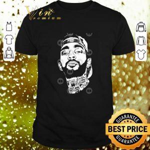 Pretty RIPINPEACE Rip Nipsey Hussle Crenshaw TMC shirt