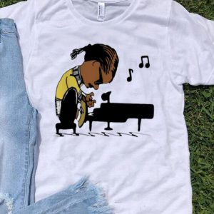 Snoop Dogg Playing Piano Snoopy shirt