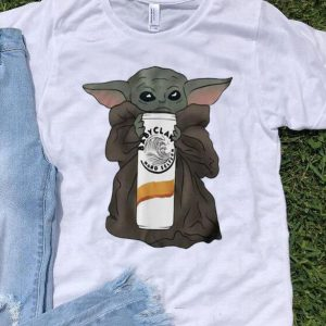 Star Wars Baby Yoda Hug Claw Hard Seltzer shirt