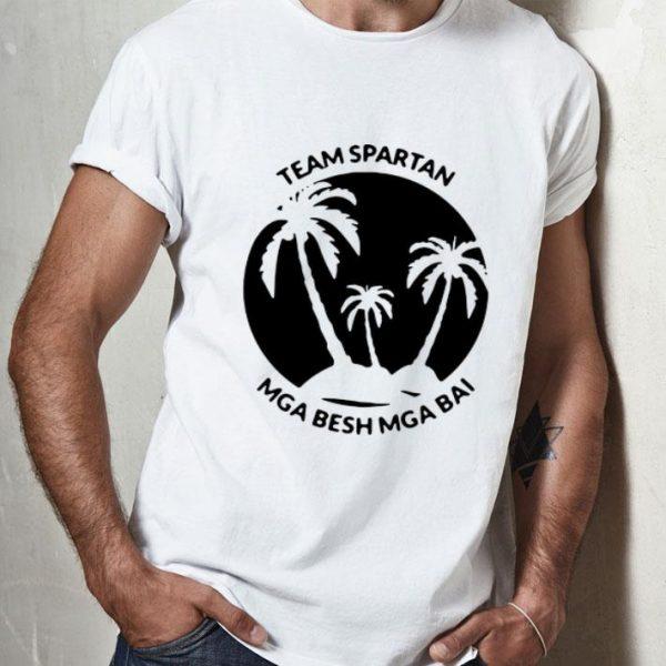 Team Spartan Mga Besh Mga Bai shirt