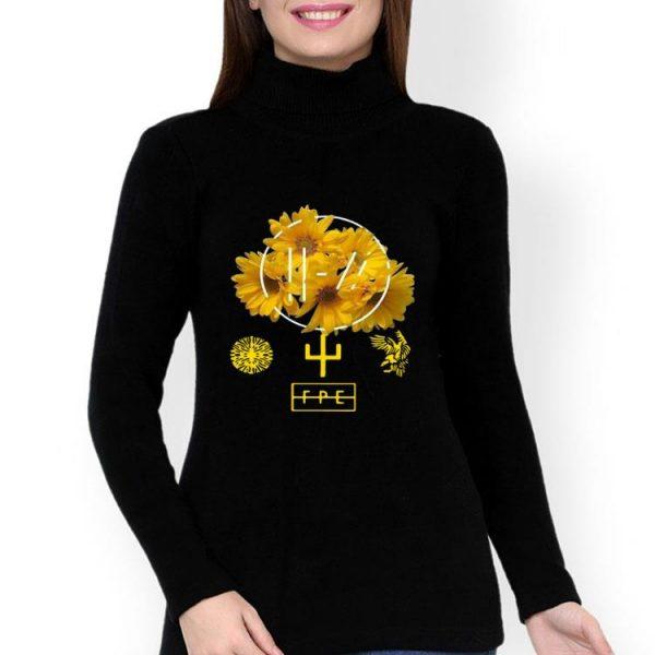 Yellow Flower Twenty One Pilots shirt