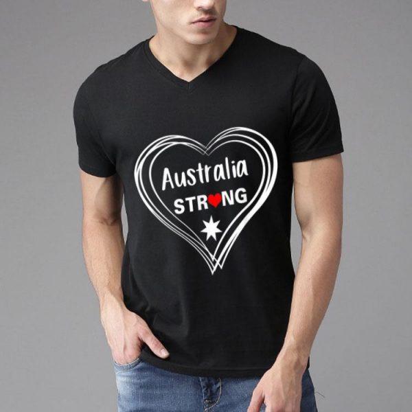 Australia Strong Pray For Australia shirt