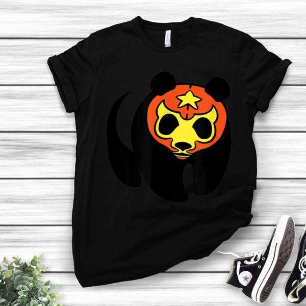 BJJ Luchador Panda shirt