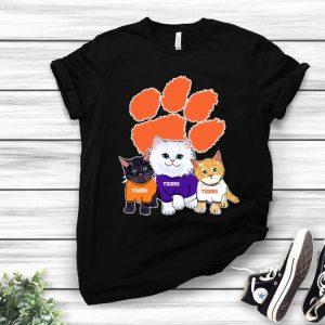 Cats Clemson Tiger Cat Lovers shirt