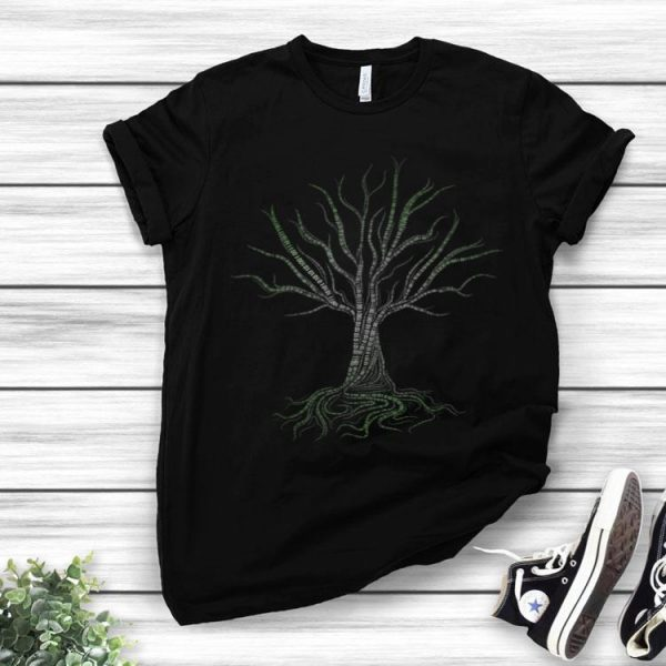 Computer Coding Programmer Original Binary Tree shirt