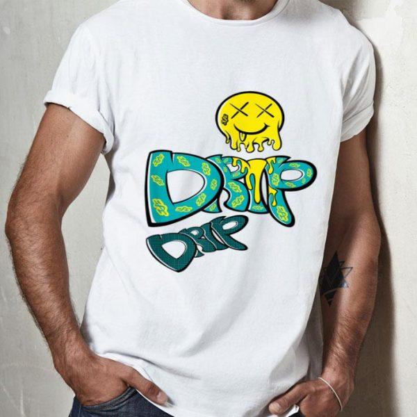 Emoji Drip Dirp Happy Face shirt