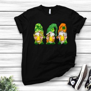 Gnomes And Beer Happy St. Patrick's Day shirt