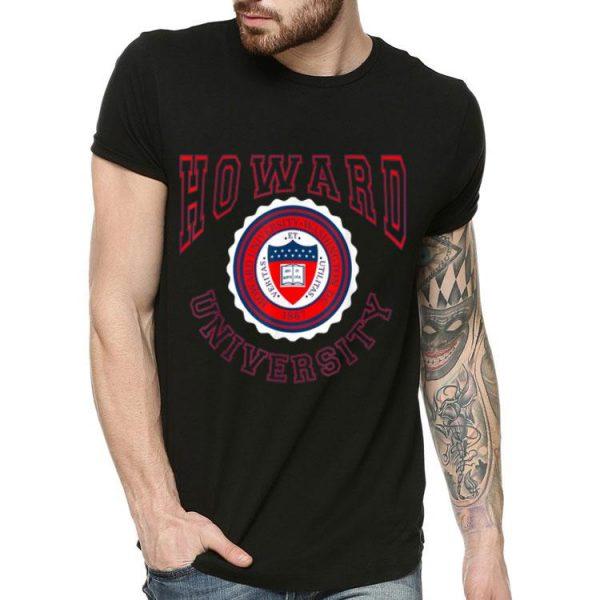 Howard 1867 University Washington DC Apparel shirt