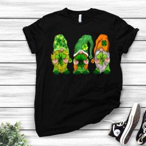 Three Gnomes Happy St Patrick's Day shirt