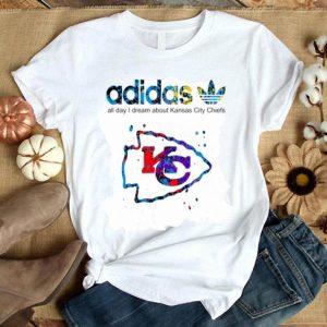 Adidas All Day I Dream About Kansas City Chiefs shirt
