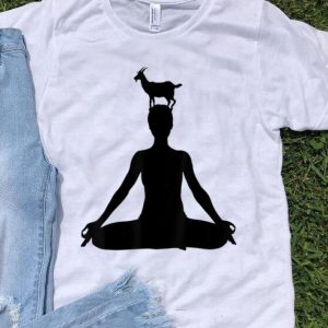 Chakra Yoga Goat Yoga shirt
