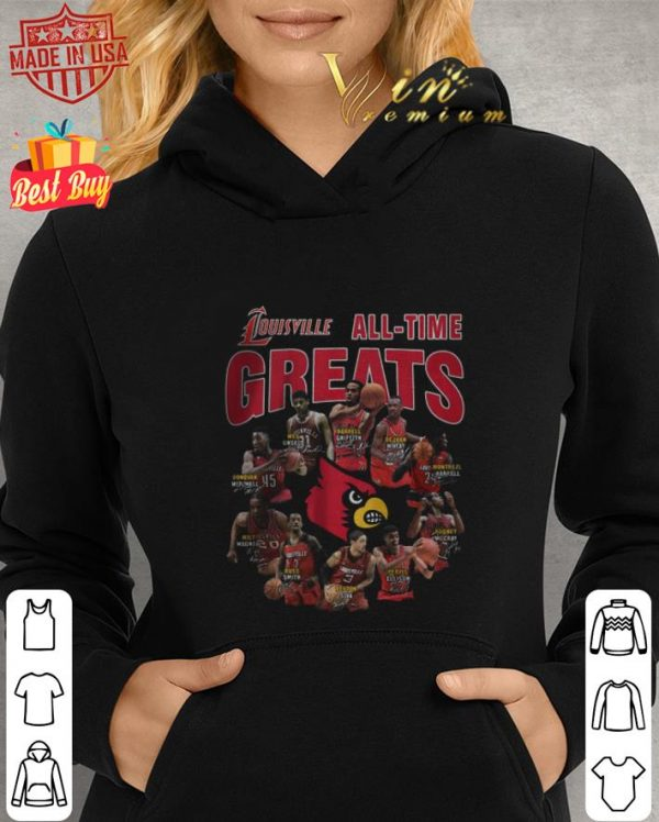 Cheap Louisville Slugger All-time Greats Baseball Logo shirt