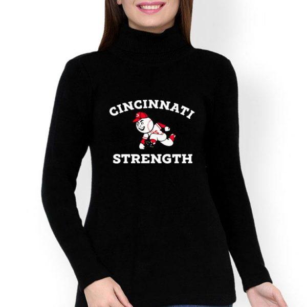 Cincinnati Strength Baseball shirt