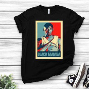 Kobe Bryant Obama Hope The Black Mamba shirt