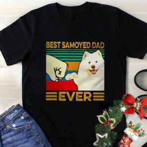 Premium Best Samoyed dad ever vintage shirt