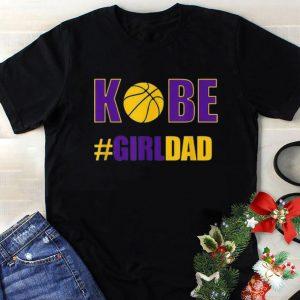 Premium Kobe #Girldad Father or Daughter Kobe Bryant shirt