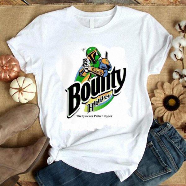 Premium The Mandalorian Bounty Hunter The Quicker Picker Upper shirt