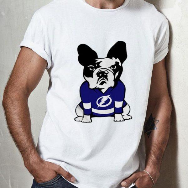 Tampa Bay Lightning French Bulldog shirt