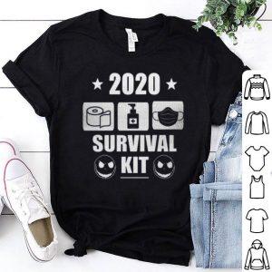 2020 Survival Kit Coronavirus Jack Skellington shirt