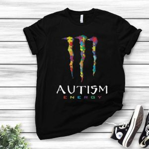 Autism Energy Monster Energy Autism Awareness shirt