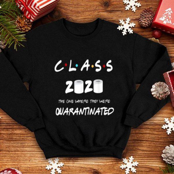 Class Of 2020 Quarantine Toilet Paper shirt