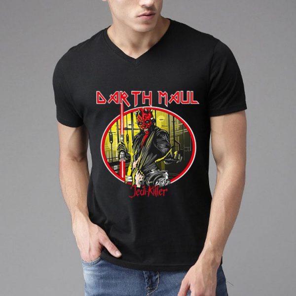 Iron Maul Iron Maiden Jedi Killer shirt