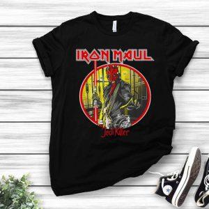 Iron Maul Jedi Killer Star Wars shirt