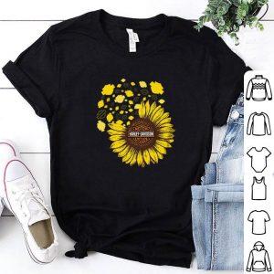 Premium Sunflower Motor Harley Davidson Cycles shirt