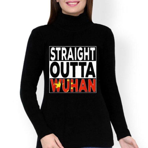 Straight Outta Wuhan Coronavirus shirt
