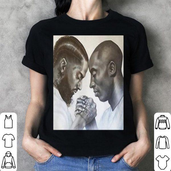 Kobe Bryant And Nipsey Hussle shirt