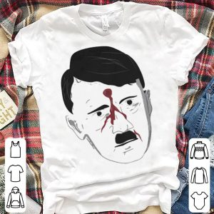 Dead Hitler anti-nazi fuck Trump shirt