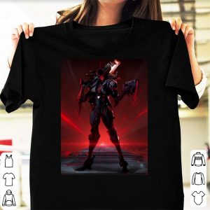 Project Jhin LOL shirt
