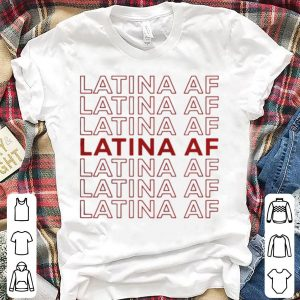 Someone Great Gina Rodriguez Latina AF shirt