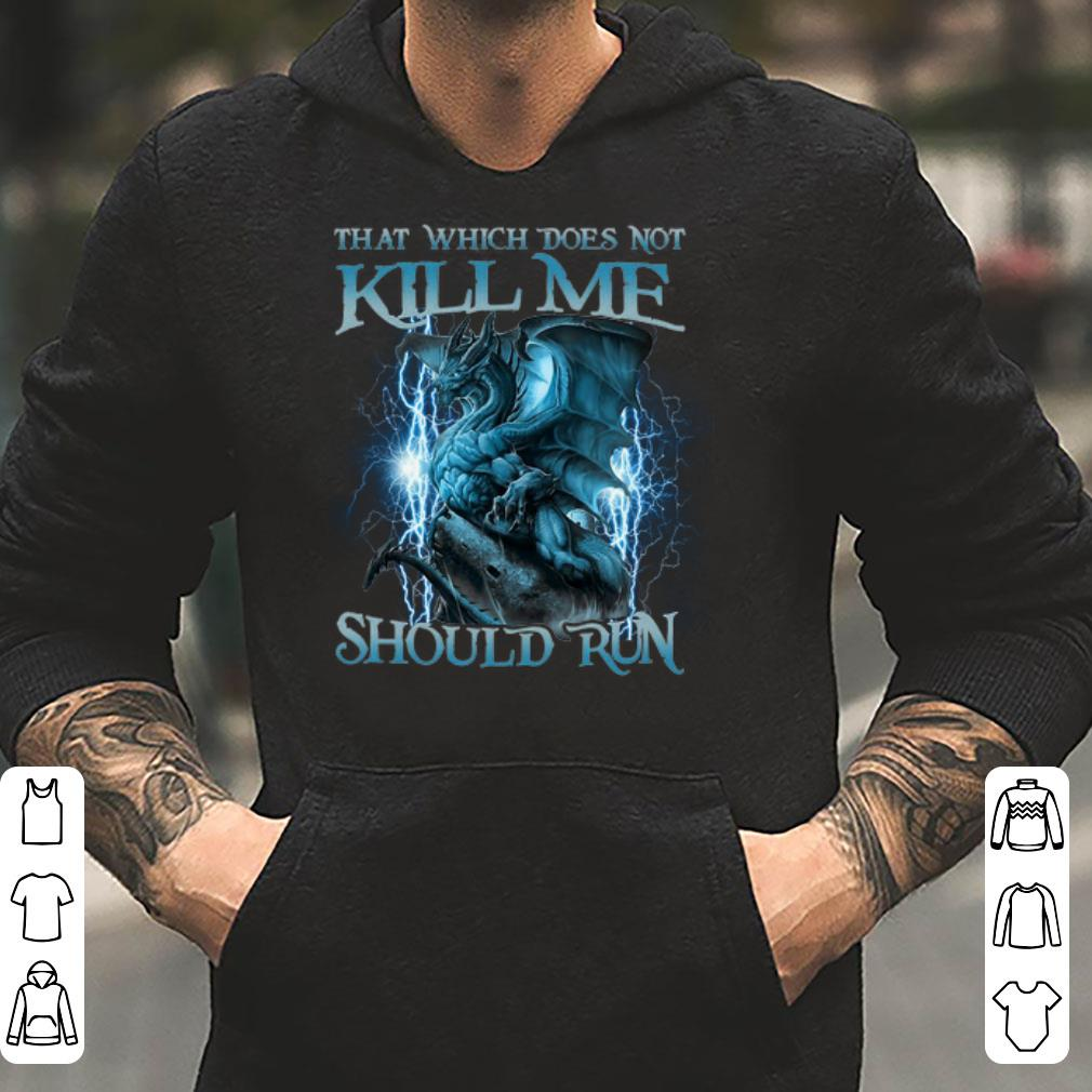 That Witch Does Not Kill Me Should Run Blue Dragon shirt 4 - That Witch Does Not Kill Me Should Run Blue Dragon shirt