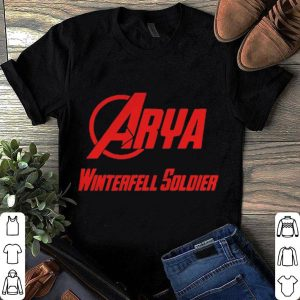Arya Stark Winterfell Soldier Game of Thrones shirt