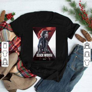 Avenger Endgame Black Widow shirt