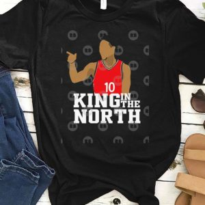 DeRozan King In The North Toronto Raptors shirt