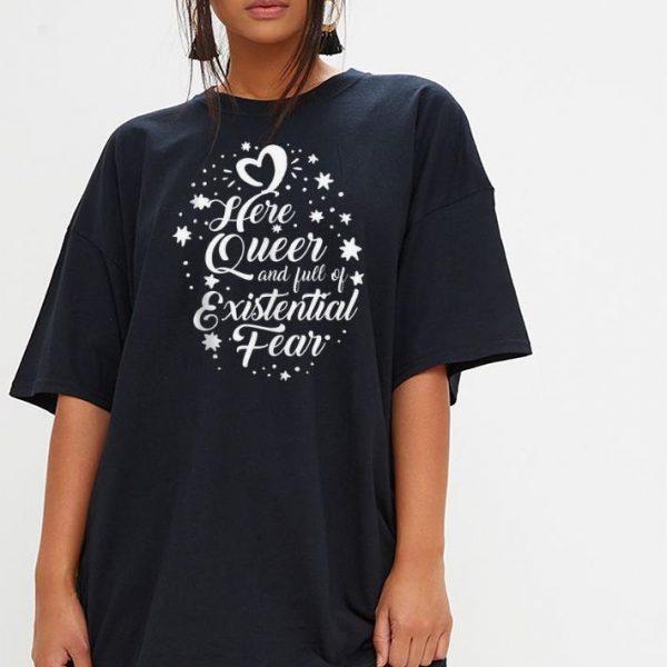 Queer Rhyme LGBT Lesbian Gay Bi Trans Pan Gay Pride shirt