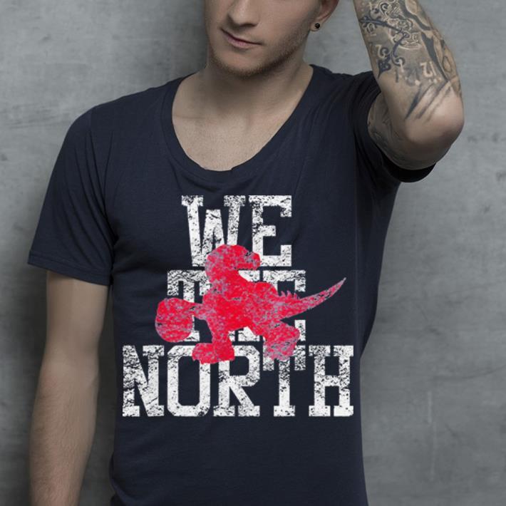 We The North Toronto Raptors Dinosaur Raptors shirt 4 - We The North Toronto Raptors Dinosaur Raptors shirt