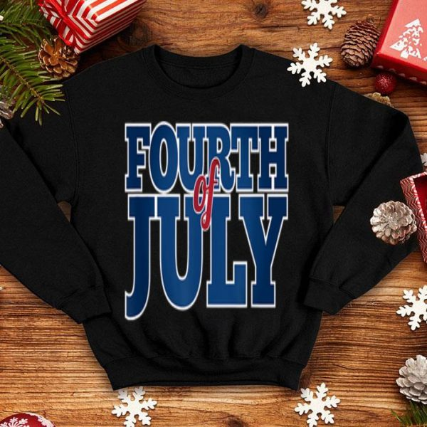4th Of July Usa Independence Day Tee shirt