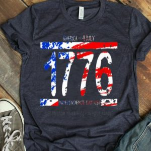 America 4th July 1776 Let Freedom Never Perish In Your Hands shirt