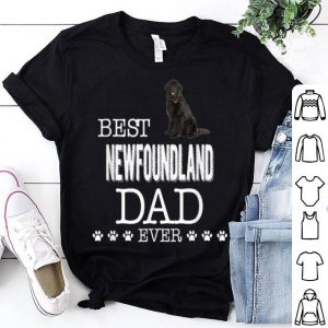 Best Newfoundland Dad Ever Father's Day Gift Shirt