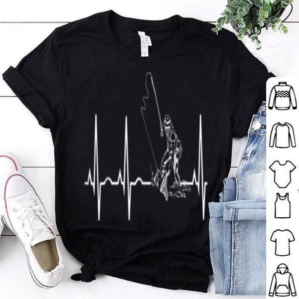 Fisherman Heartbeat Shirt