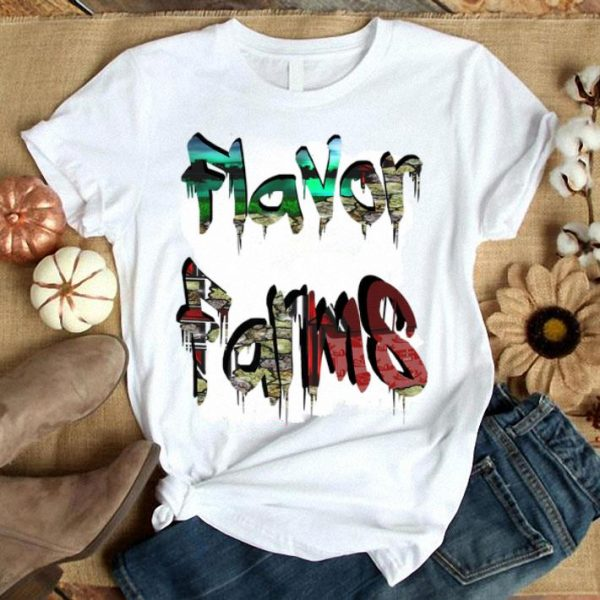 Flavor Farms Summer Vacation shirt