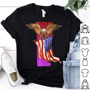 July 4th The Day Of Independence Usa Eagle Patriotic shirt