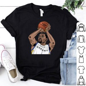 Kevin Durant Basketball Player Golden State Warriors Shirt
