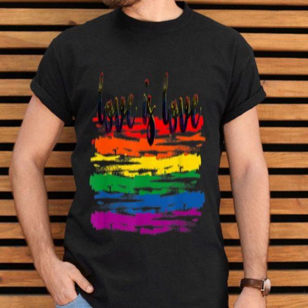 Love Is Love Gay Pride Parade LGBT World Pride 2019 shirt